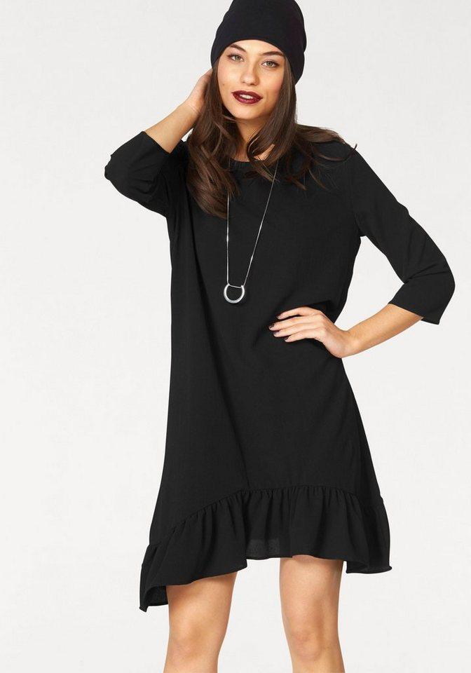 ONLY geweven jurk »SAIL« zwart