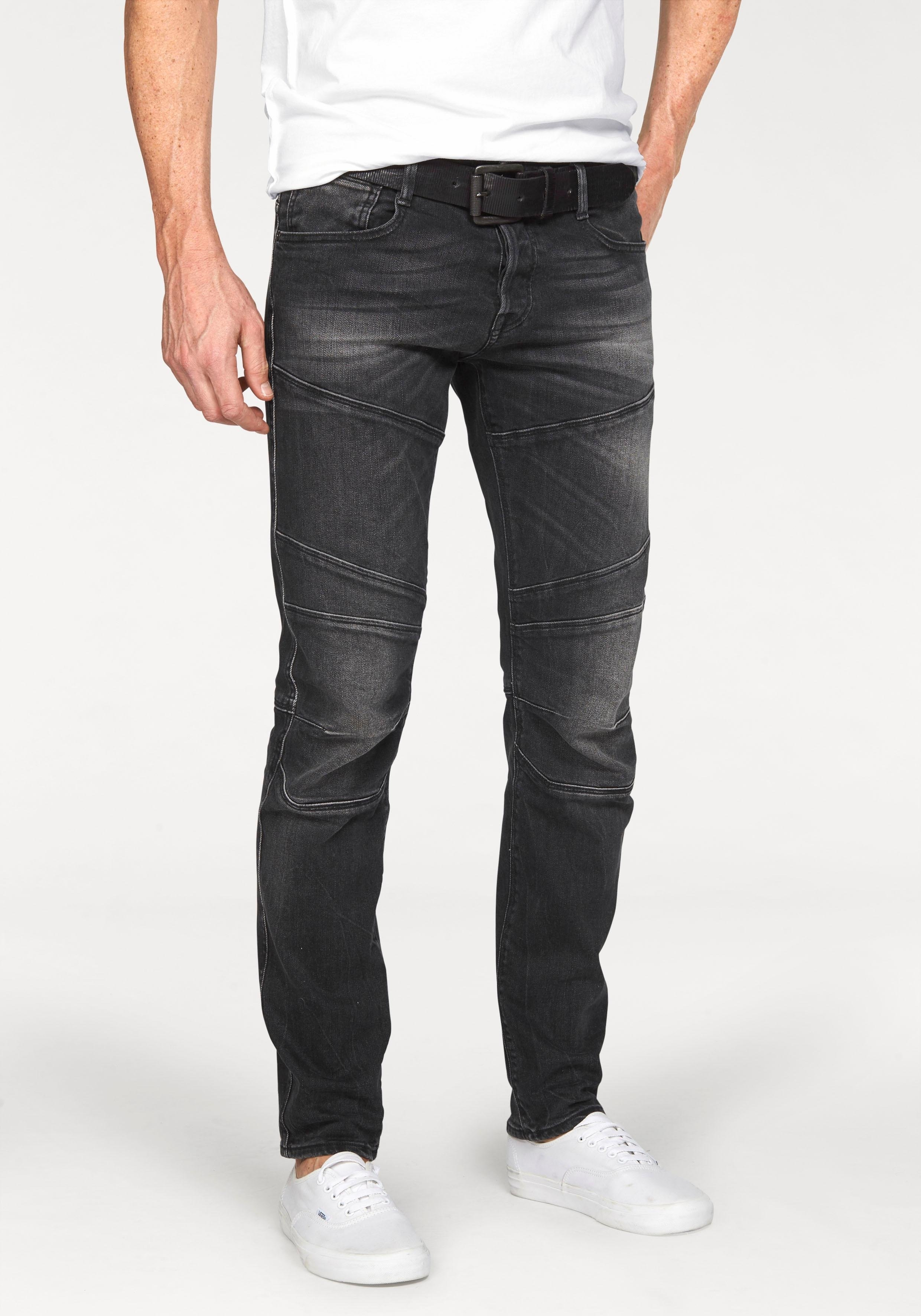 JACK & JONES Slim Fit-jeans »Glenn« voordelig en veilig online kopen