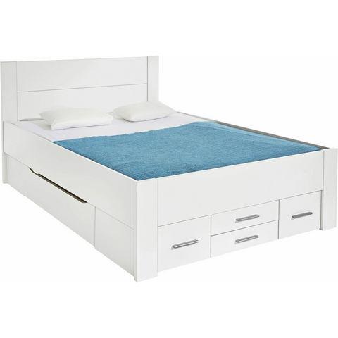 RAUCH Bed met bergruimte incl. laden wit Rauch 355213