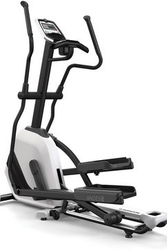 horizon fitness ergometer, »andes 5 viewfit« wit