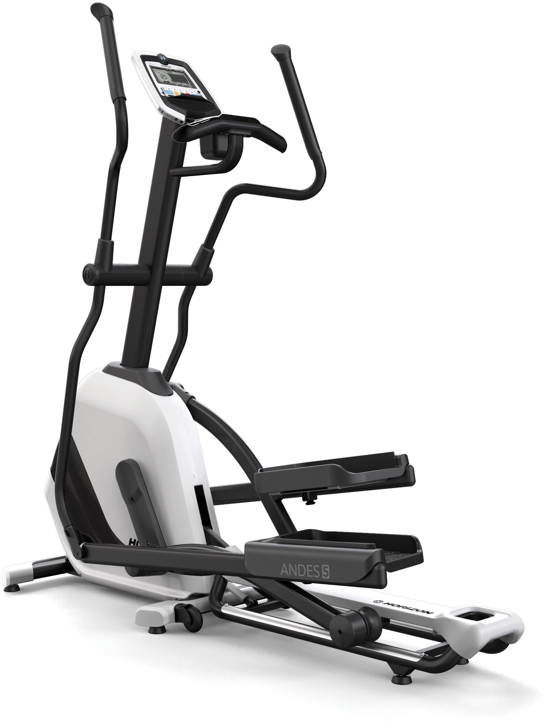 Horizon Fitness ergometer, »Andes 5 Viewfit« - verschillende betaalmethodes