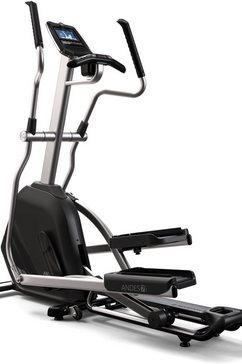 horizon fitness ergometer, »andes 7i viewfit« zwart