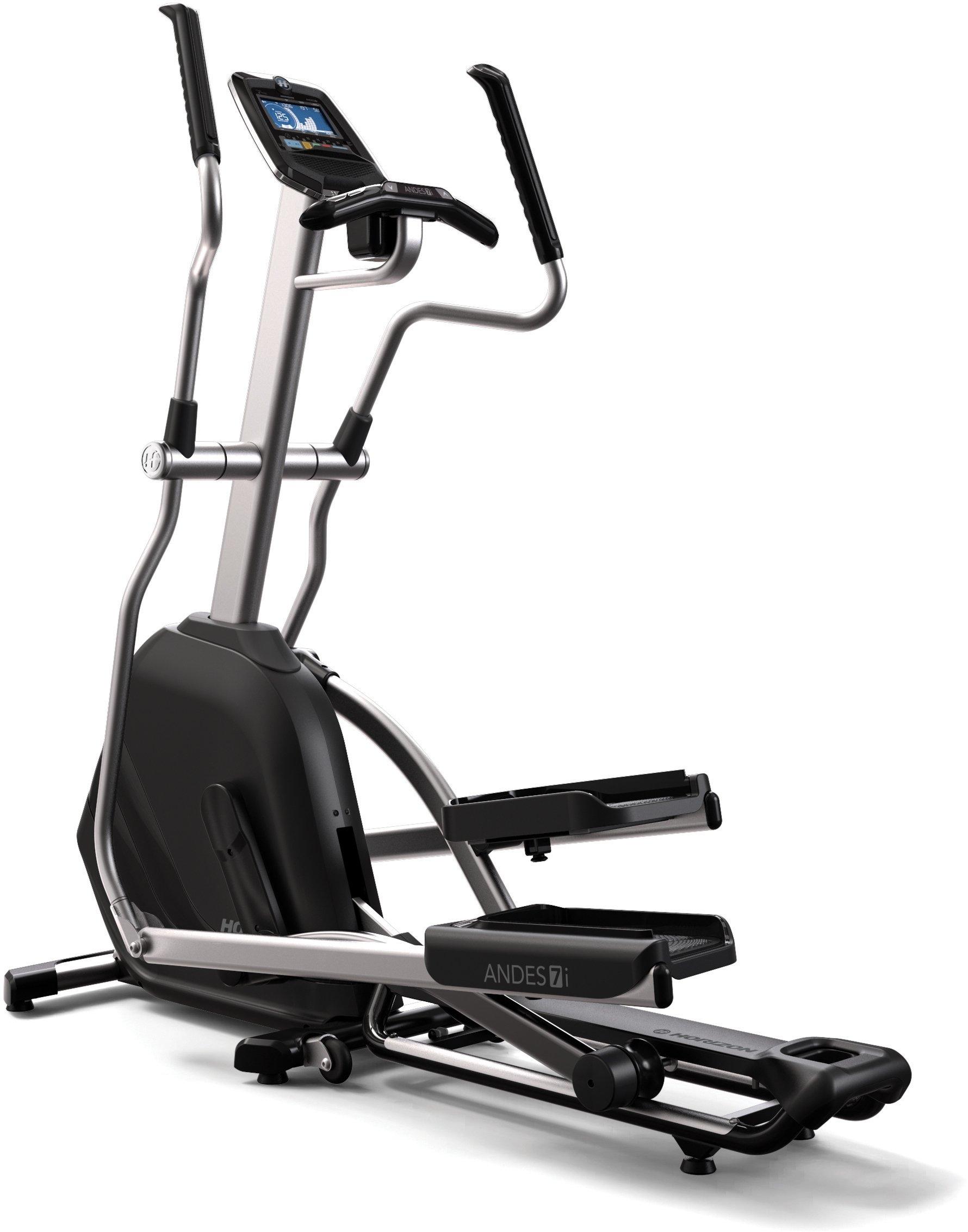 Horizon Fitness ergometer, »Andes 7i Viewfit« nu online bestellen