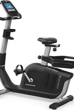 horizon fitness ergometer, »comfort 7i viewfit« zwart