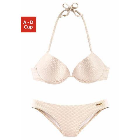 BRUNO BANANI push-up-bikini (2-delig)