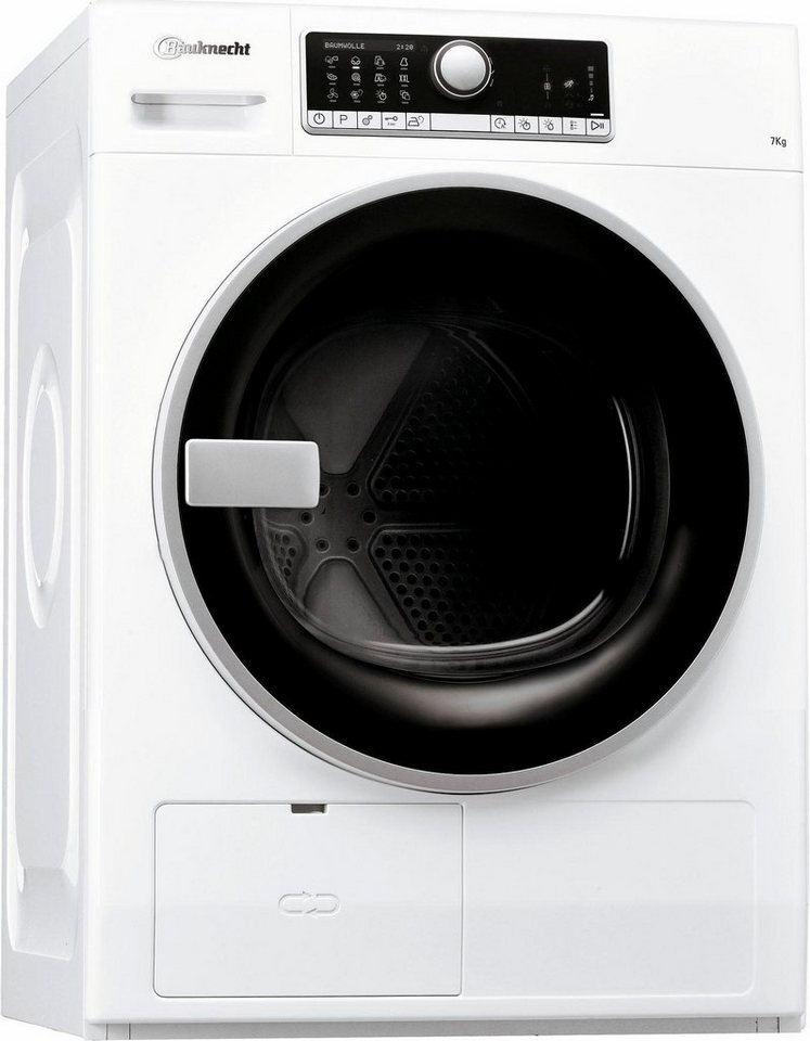- BAUKNECHT wasdroger TR Trend 82A3, A+++, 8 kg