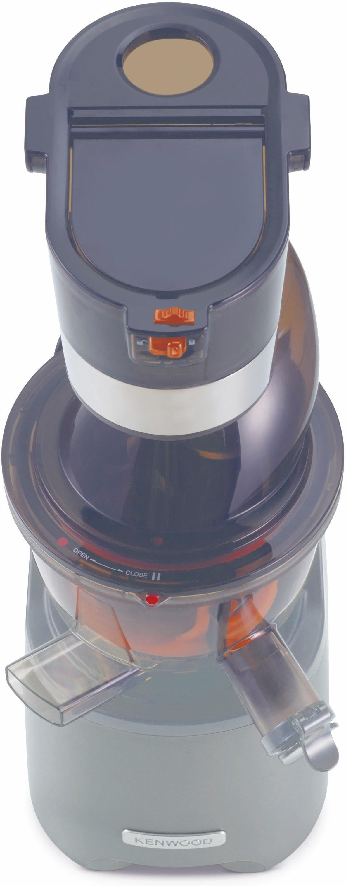 Slow Juicer Kenwood Jmp800 : KENWOOD slow-juicer JMP 800 SI nu online bestellen OTTO