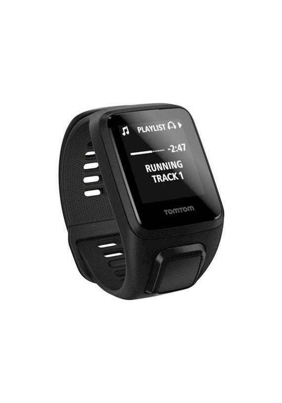 TomTom Spark 3 GPS Cardio Music + hp Black- L