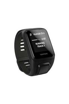 Spark 3 GPS Cardio Music + hp Black- L