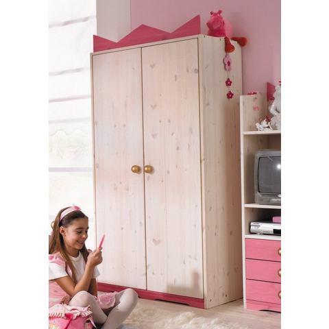 Garderobekast, 2-deurs