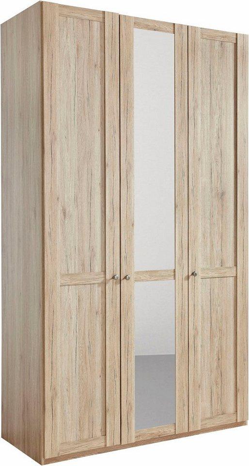 WIMEX garderobekast Newport, met spiegel