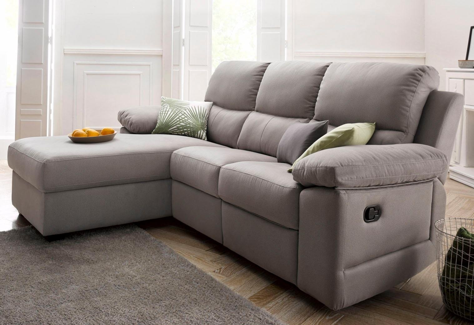 ATLANTIC home collection hoekbank, met relaxfunctie en binnenvering voordelig en veilig online kopen