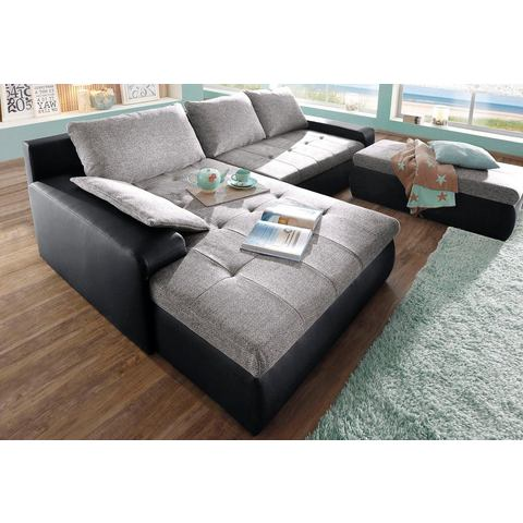 woonkamer extra groot hoekbankstel wit SIT en MORE Hoekbank naar keuze in XL of XXL 19