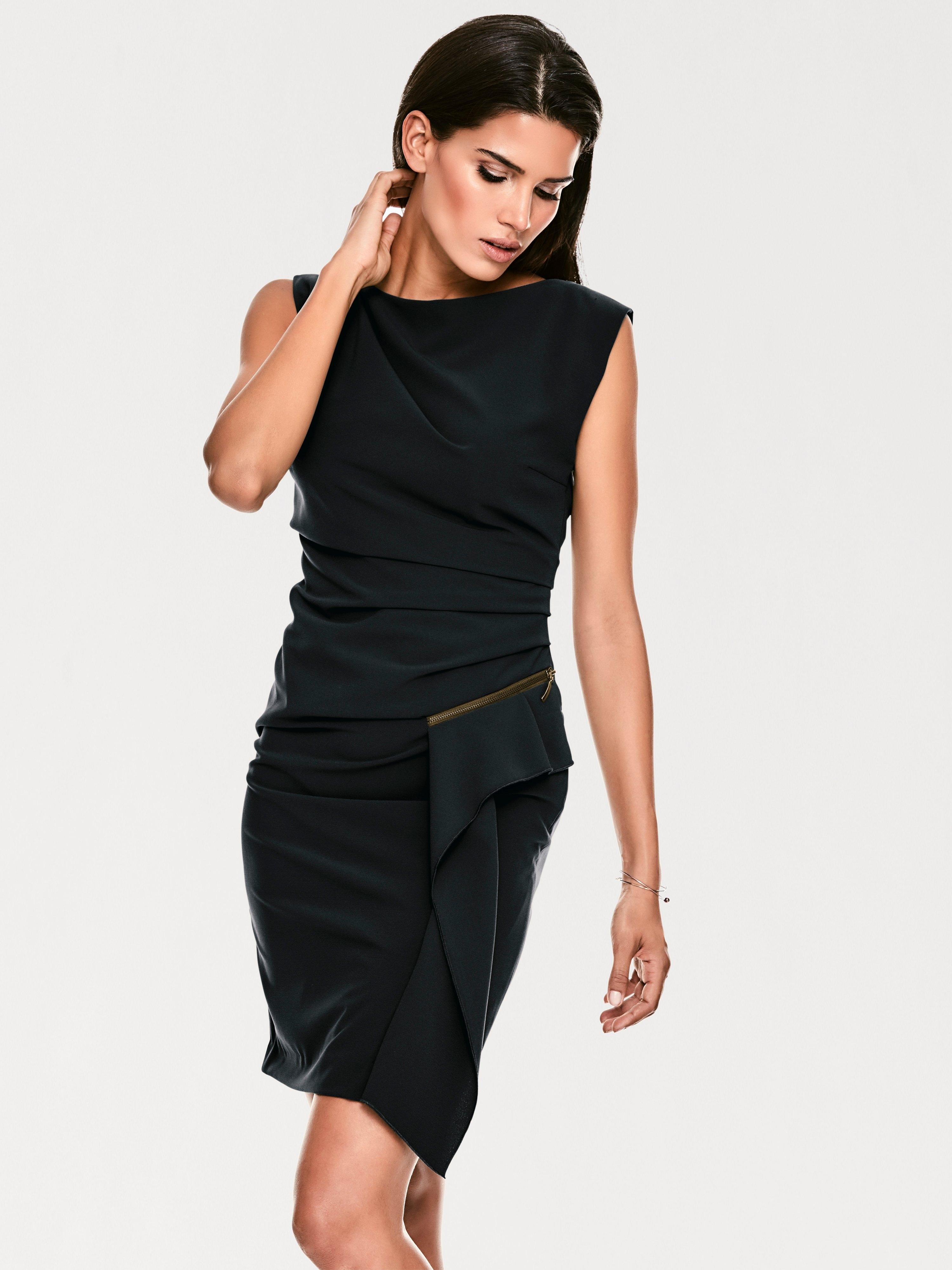 71724c20a28f7b Zwarte jurk kopen  Meer dan 1730 zwarte jurkjes
