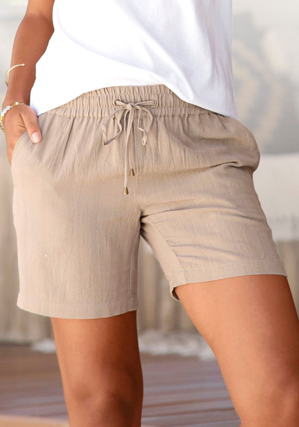 Lascana short in de webshop van OTTO kopen