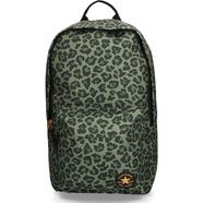 converse laptoprugzak »edc poly, leopard medium olive« groen