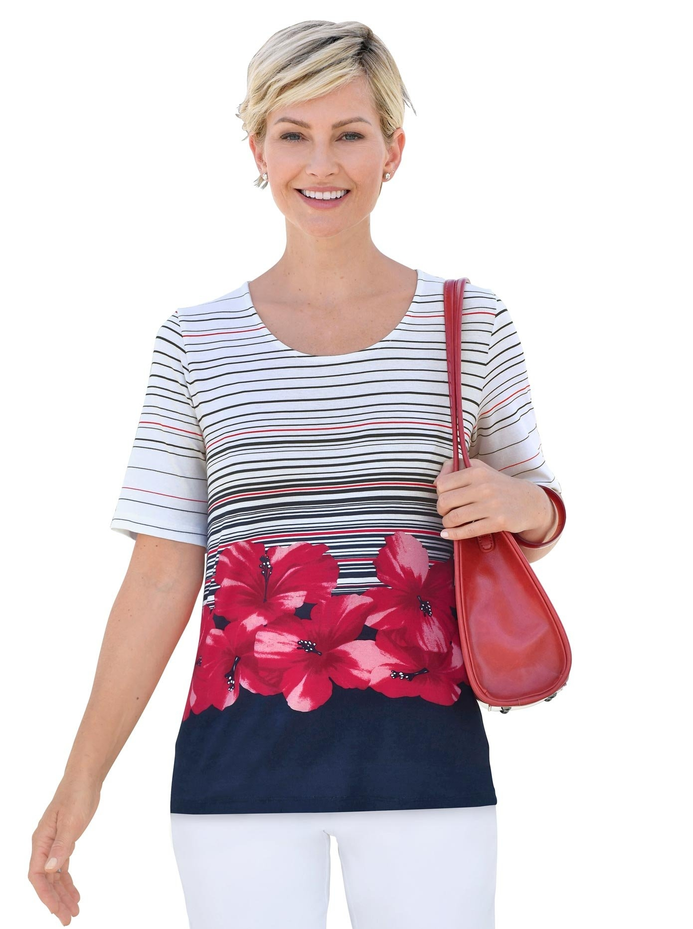 Classic Basics shirt met korte mouwen voordelig en veilig online kopen