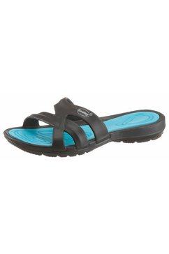 fashy badschoenen zwart