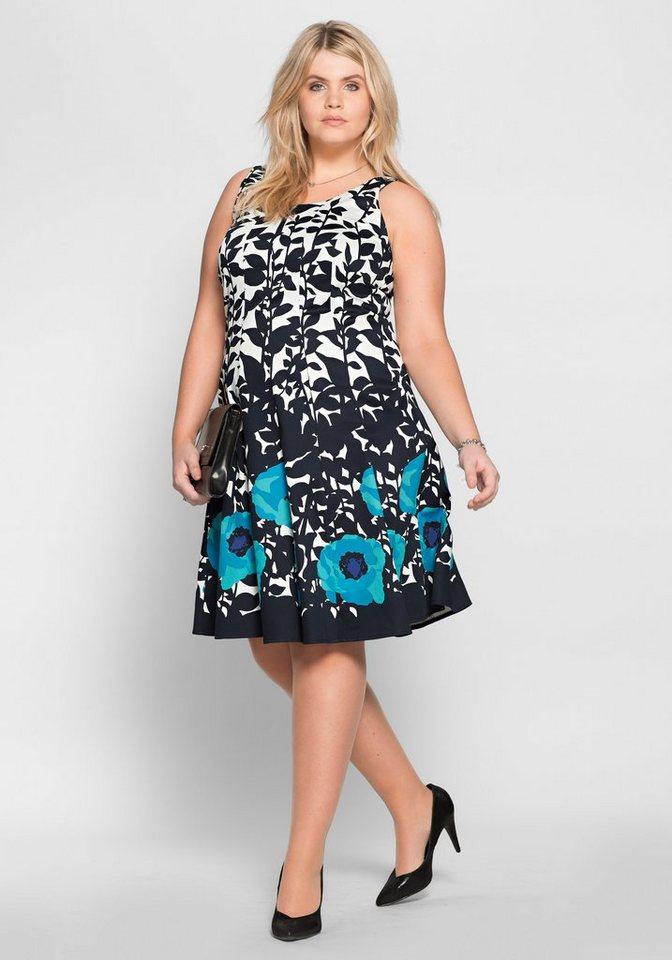 M.I.M jurk blauw