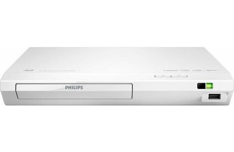 PHILIPS BDP 2590W/12 3D-blu-ray-speler, 3D-ready, 1080p (Full HD)