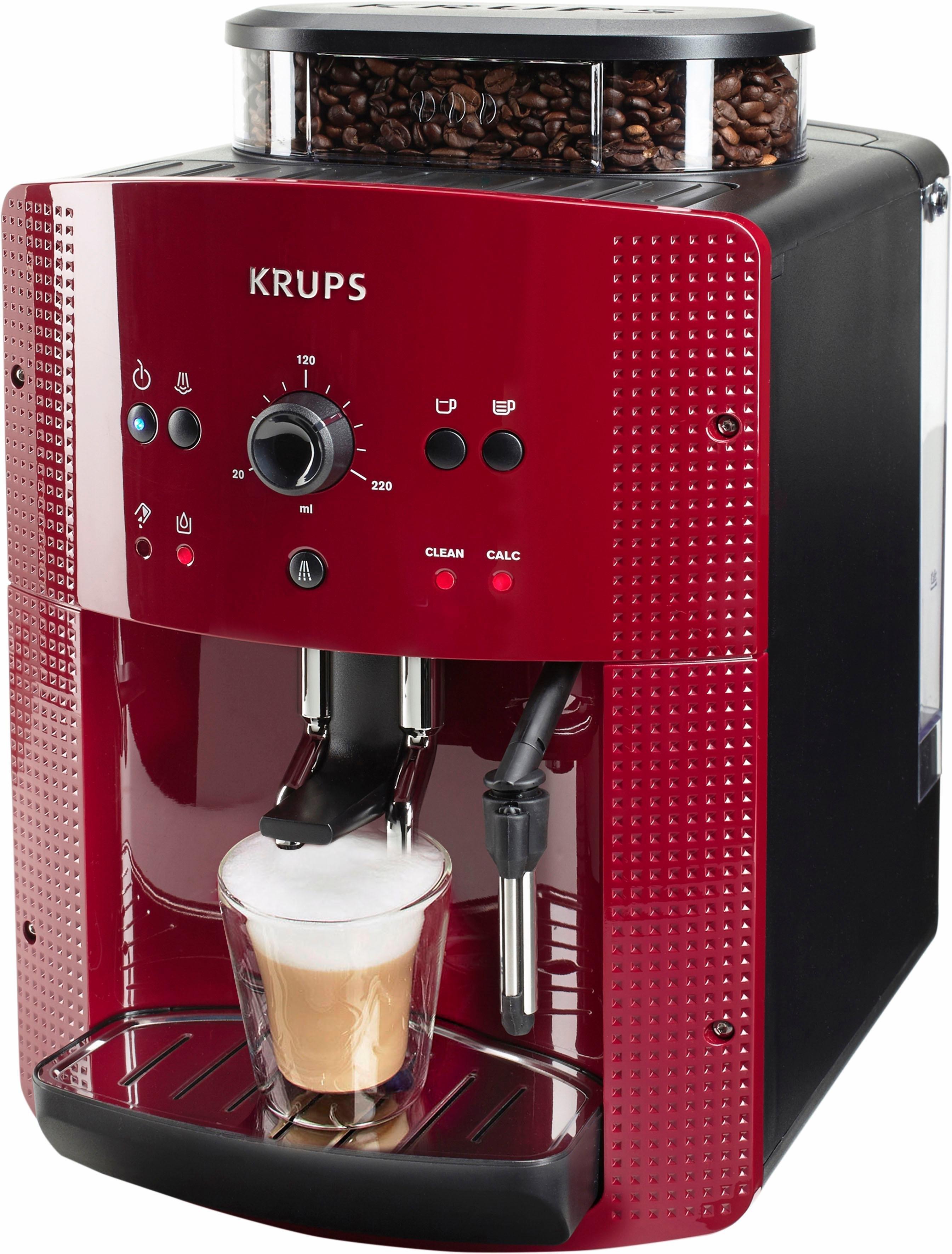 Op zoek naar een Krups volautomatisch koffiezetapparaat EA8107, met conische molen? Koop online bij OTTO