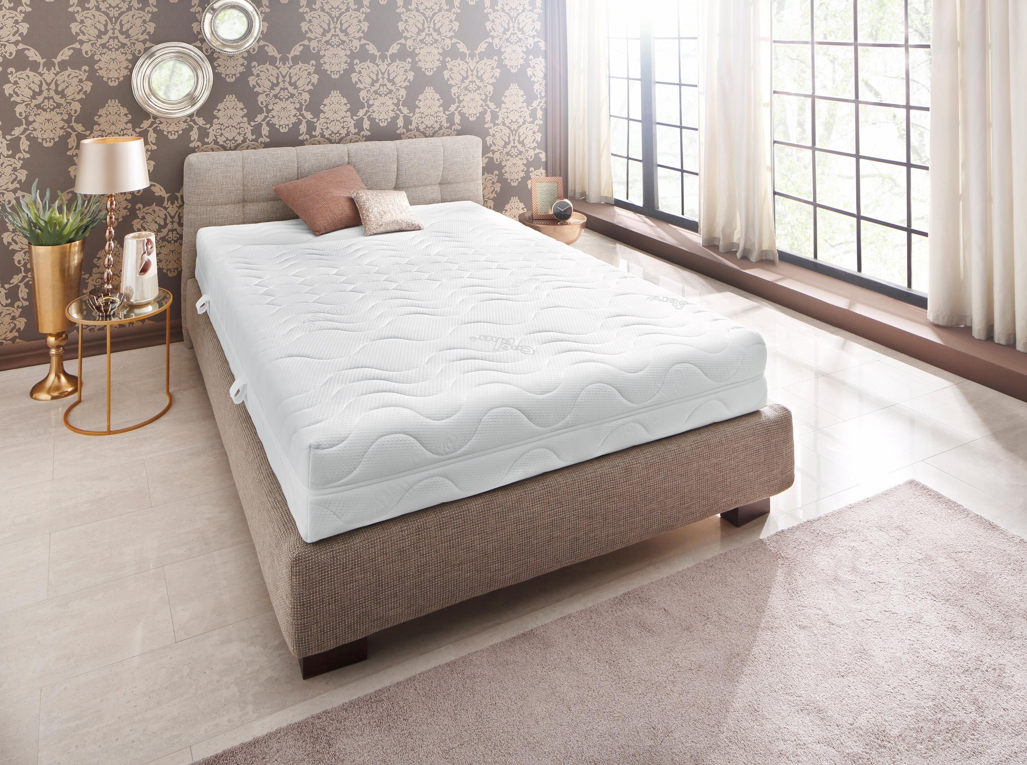 Beco EXCLUSIV comfortschuimmatras Premium cool plus Alles één prijs: 4 hardheden en 5 afmetingen hoogte 25 cm online kopen op otto.nl