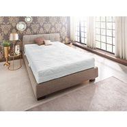 beco exclusiv comfortschuimmatras premium cool plus hoogte 25 cm wit