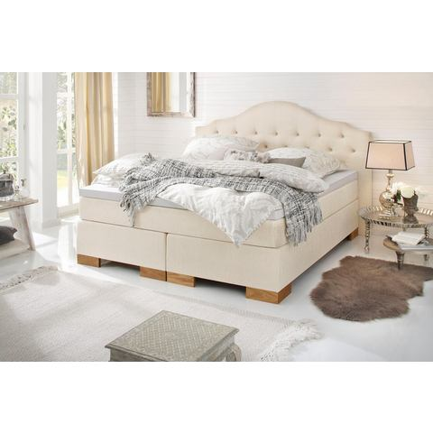HOME AFFAIRE boxspring incl. topmatras Emilia