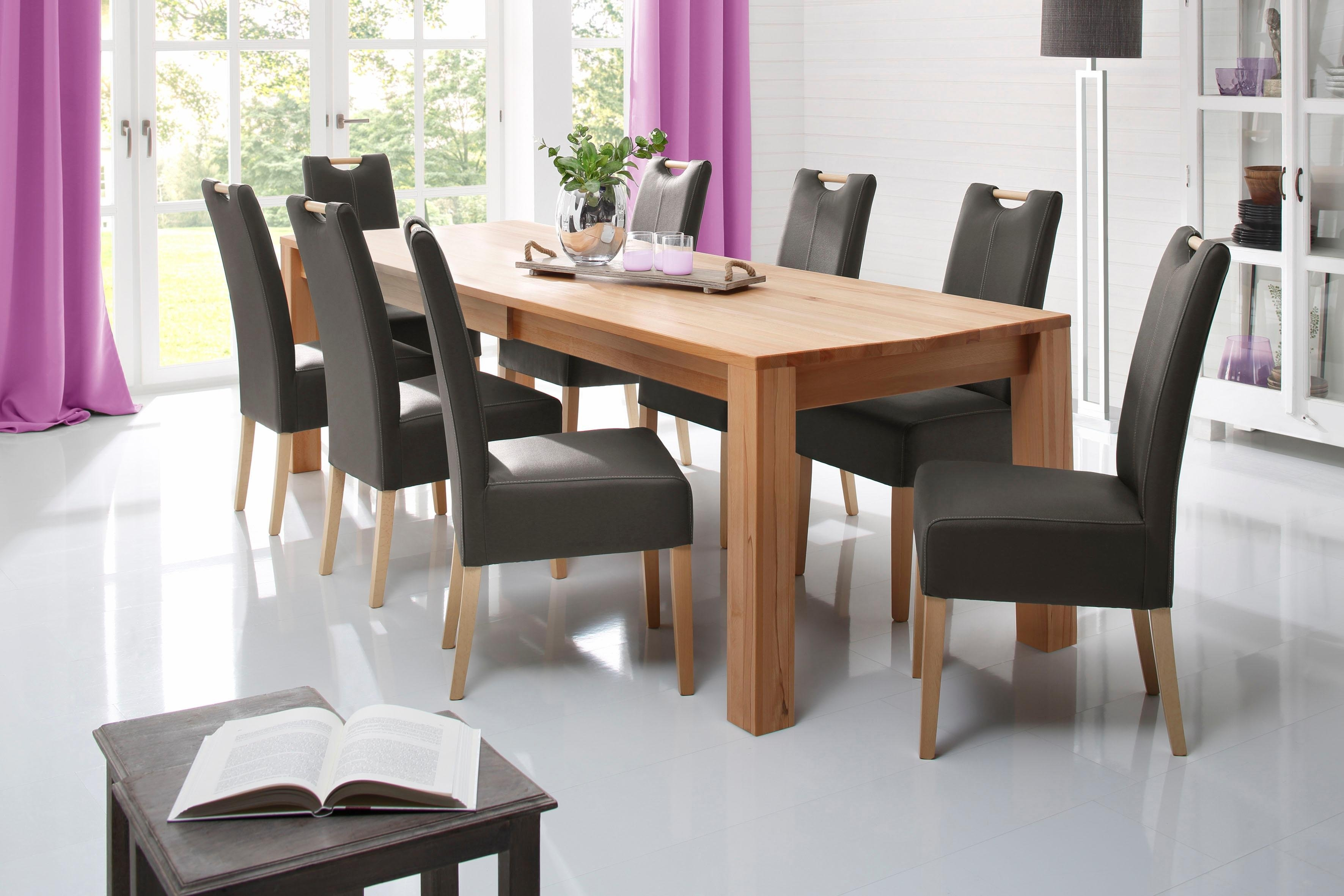 Premium Collection By Home Affaire Eettafel Oslo in de webshop van OTTO kopen