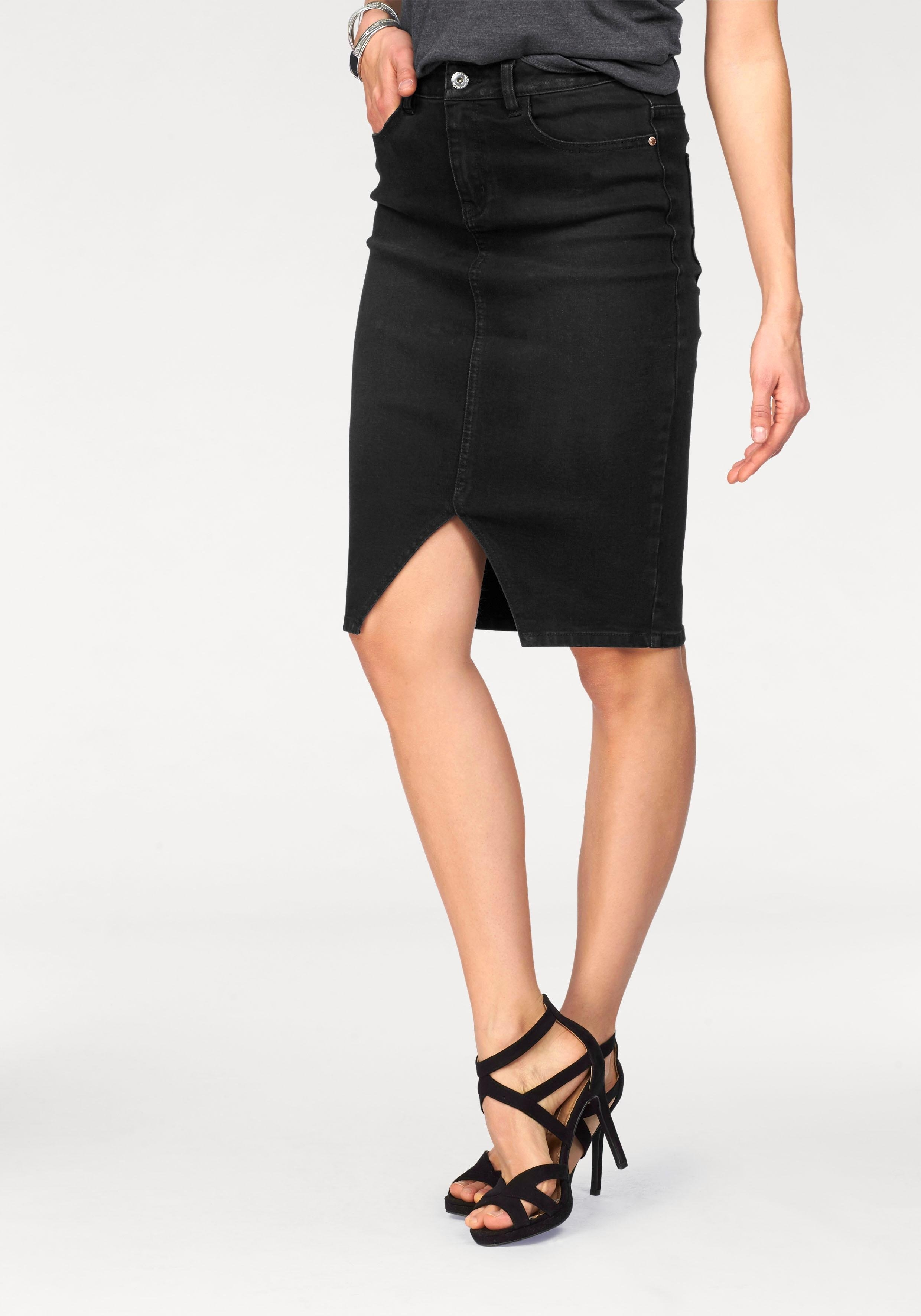 VERO MODA jeansrok »SUSANNA« bij OTTO online kopen