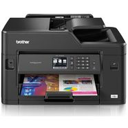 brother all-in-one inkjetprinter »mfc-j5330dw din a3 4in1 multifunctionele printer« zwart