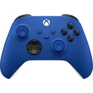 xbox »shock blue« wireless-controller blauw