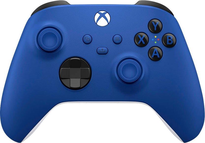 XBOX »Shock Blue« wireless-controller in de webshop van OTTO kopen