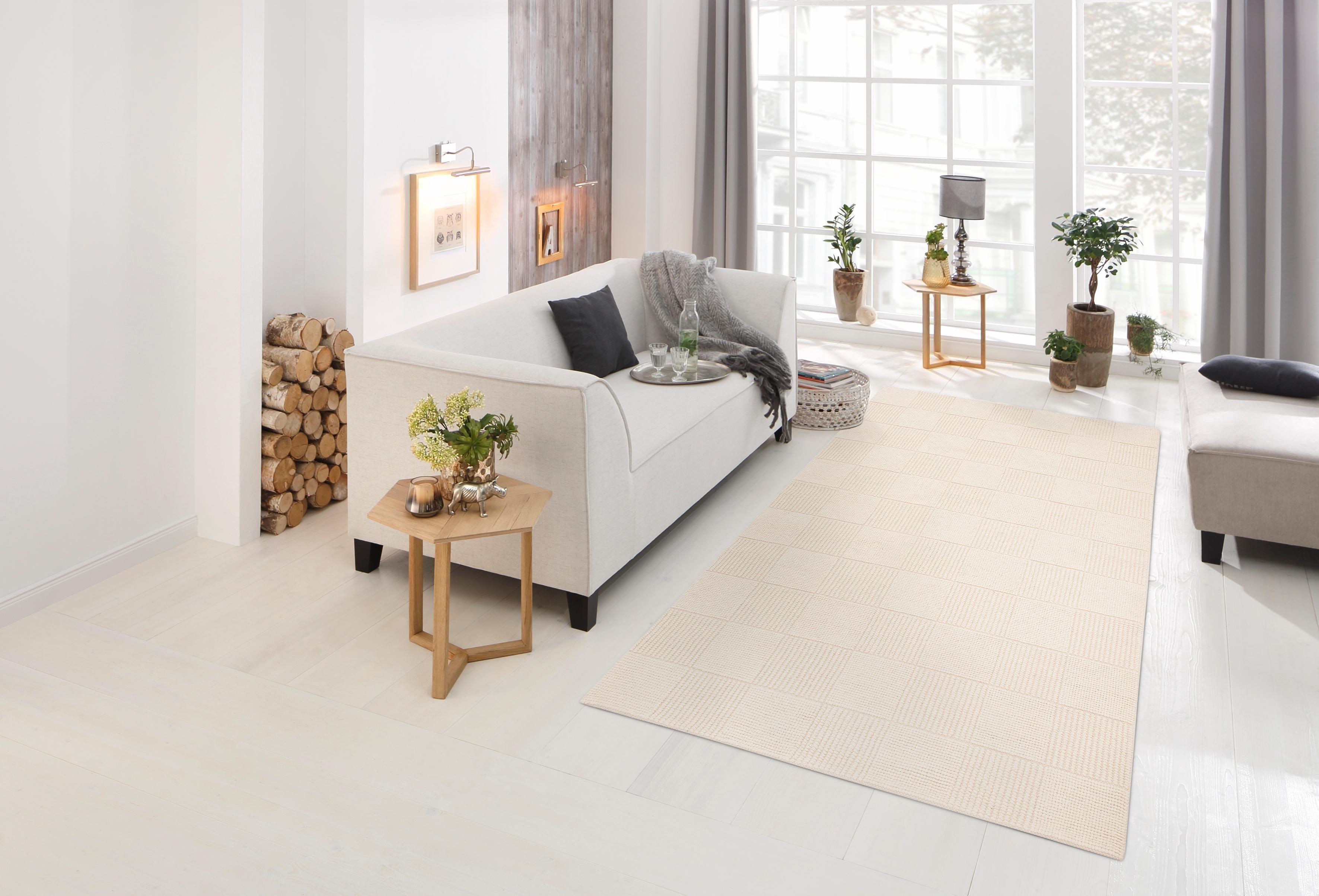 vloerkleed home affaire collection kadir met de hand geweven bestellen bij otto. Black Bedroom Furniture Sets. Home Design Ideas