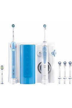 mondverzorgingsset OxyJet reinigingssysteem monddouche + Oral-B PRO 1000
