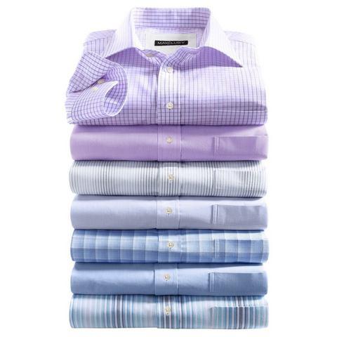 Maxclusiv NU 15% KORTING: Maxclusiv overhemd met korte mouwen met verschillende dessins