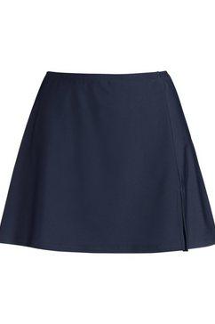 rok met broek, sun marin blauw