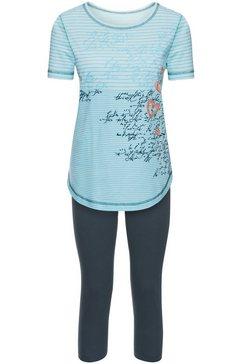 pyjama blauw