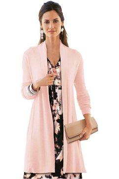 together vest in fijntricotkwaliteit roze