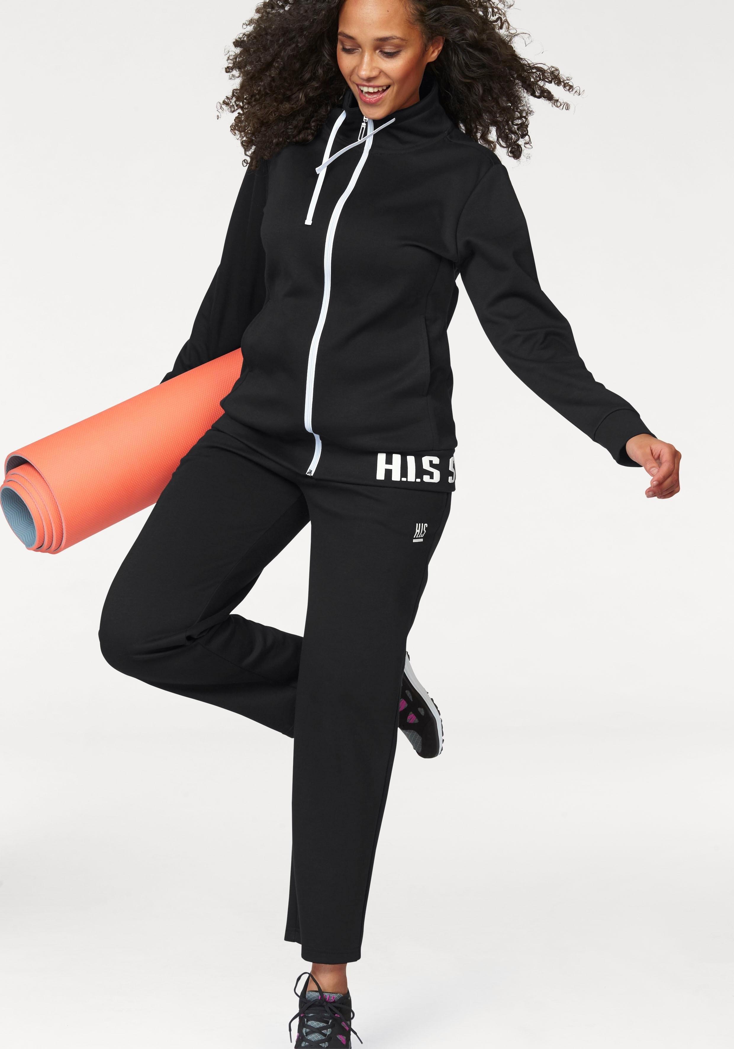 H.I.S Joggingpak met rubberized logoprints veilig op otto.nl kopen