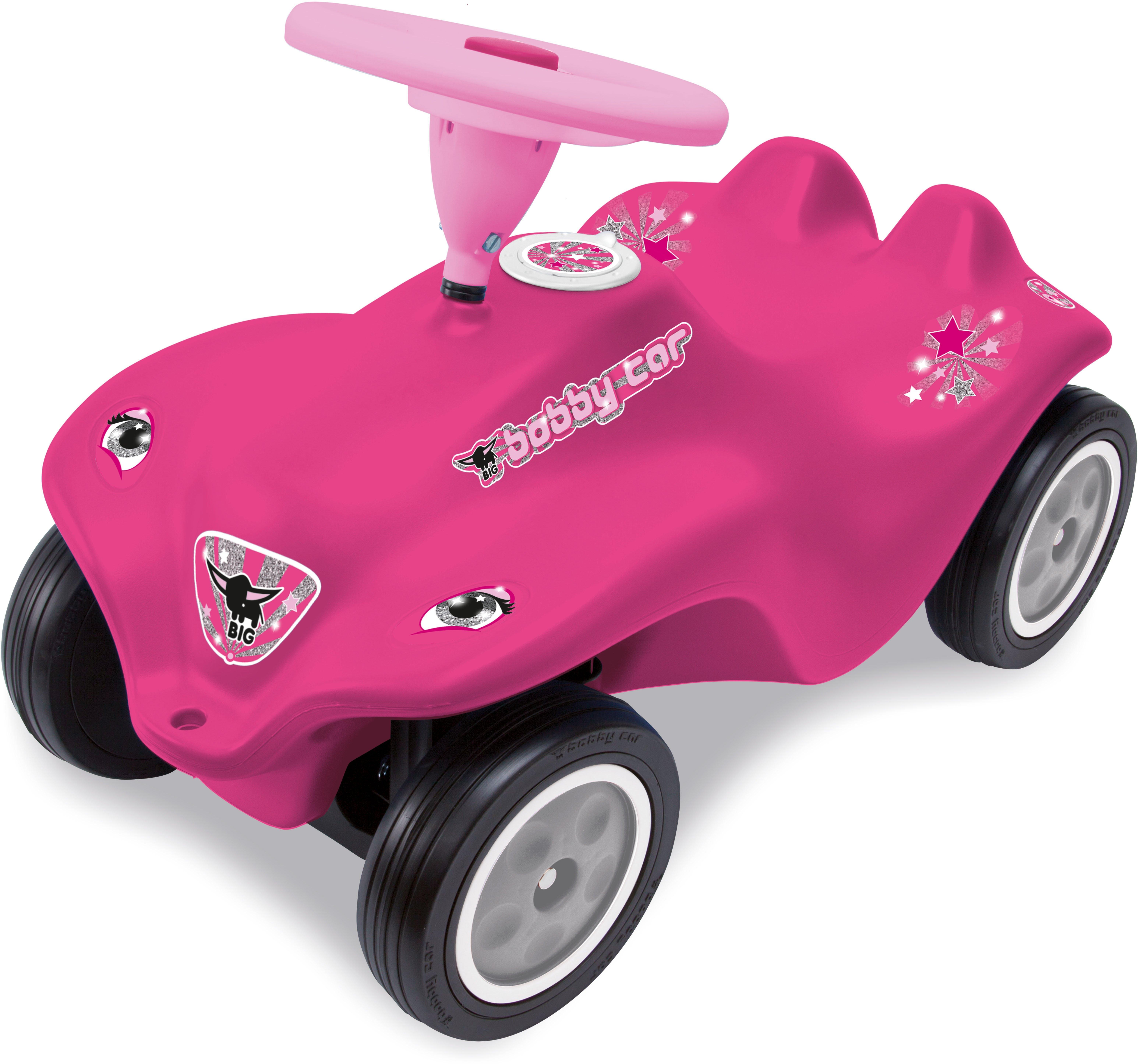Big loopauto, »BIG New Bobby Car Rockstar Girl« bij OTTO online kopen