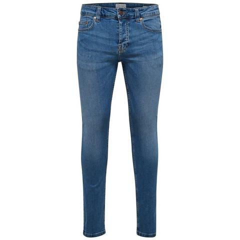 NU 15% KORTING: ONLY & SONS Loom medium Slim fit jeans
