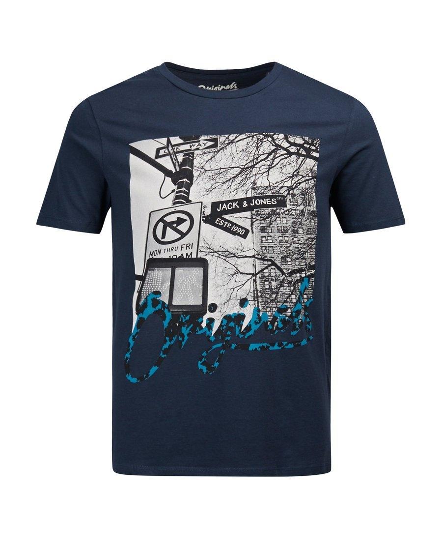 Jack & Jones Fotoprint T-shirt - verschillende betaalmethodes