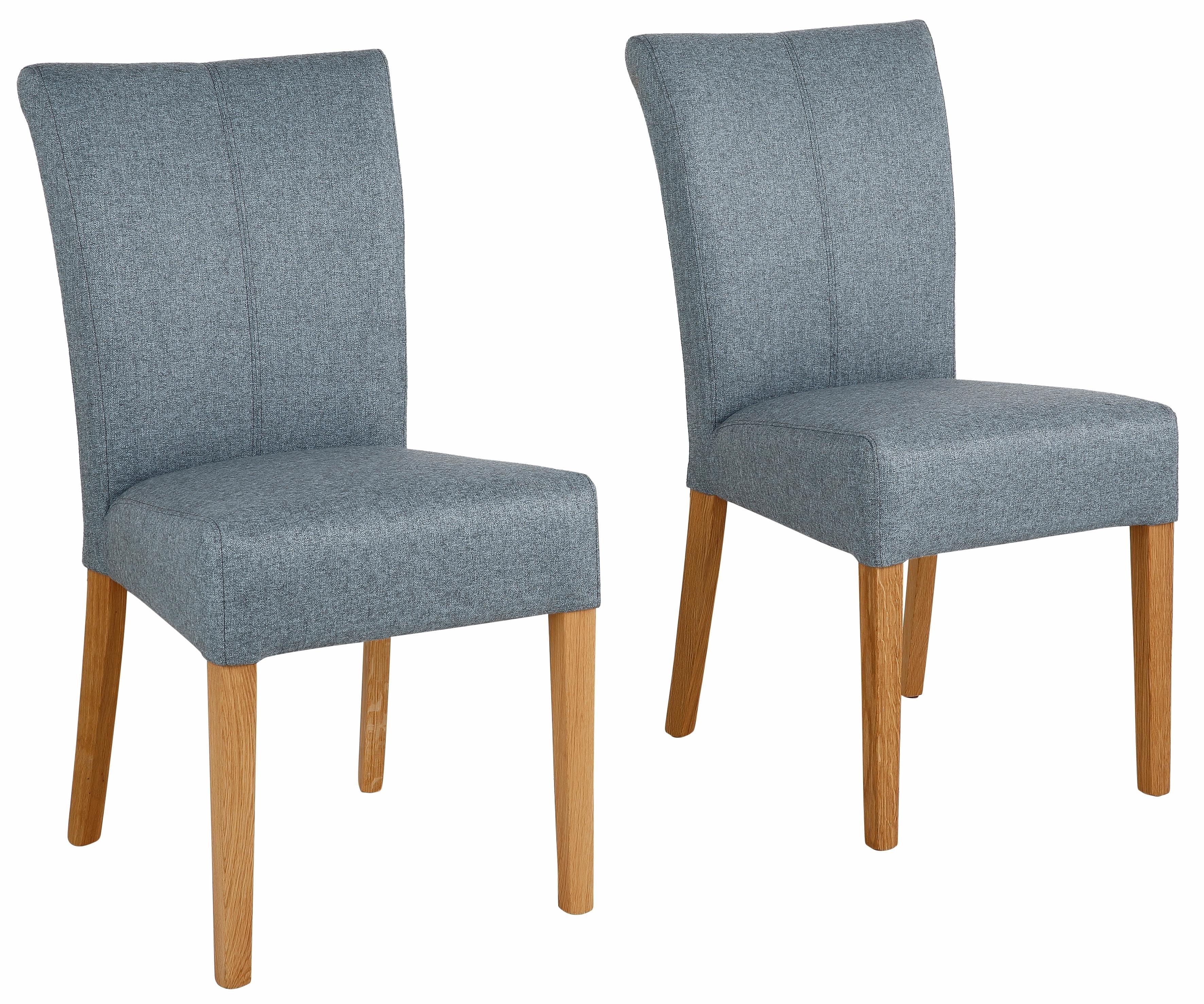 Home Affaire stoel »Queen« in set van 2, overtrokken met geweven of structuurstof of imitatieleer veilig op otto.nl kopen