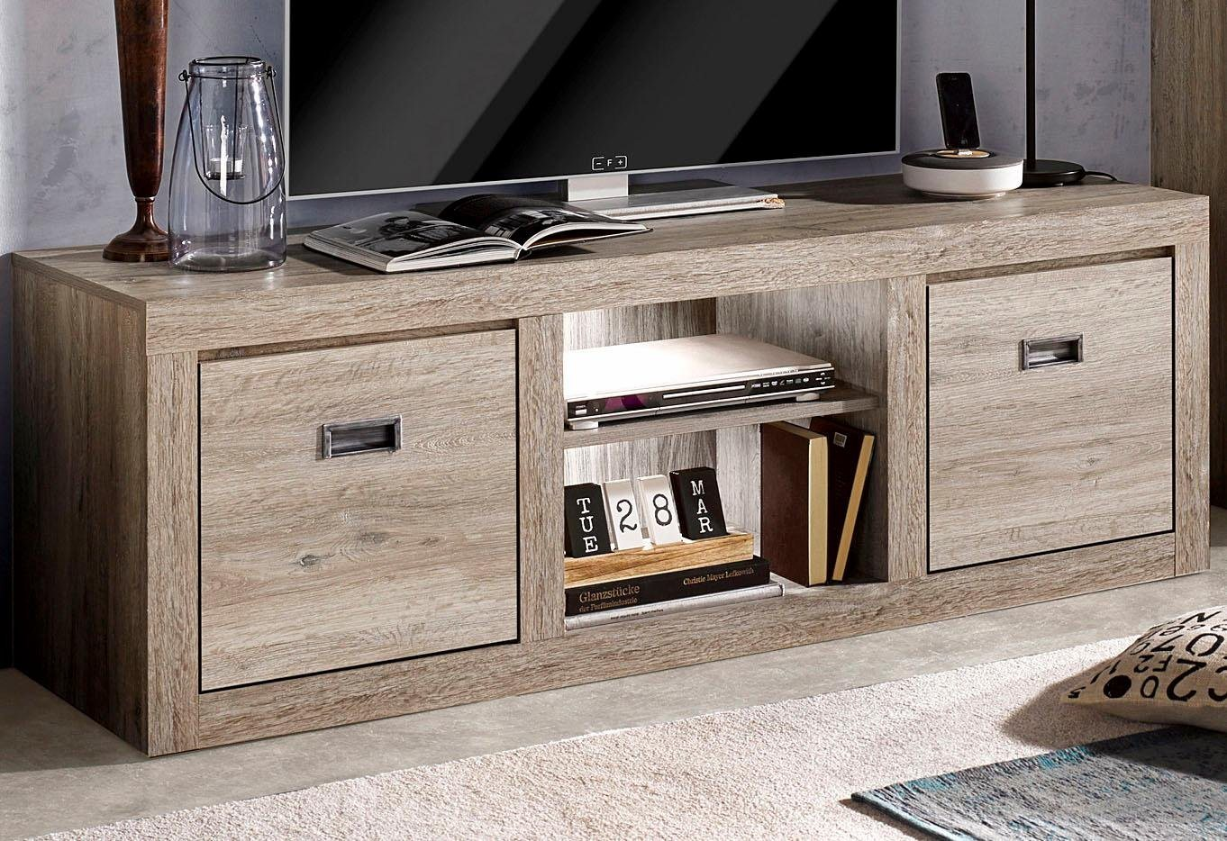TV-meubel, breedte 166 cm