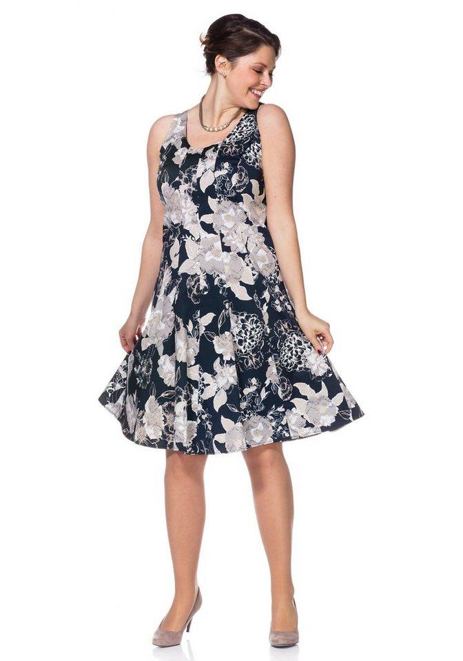 sheego Style Sheego Style jurk multicolor