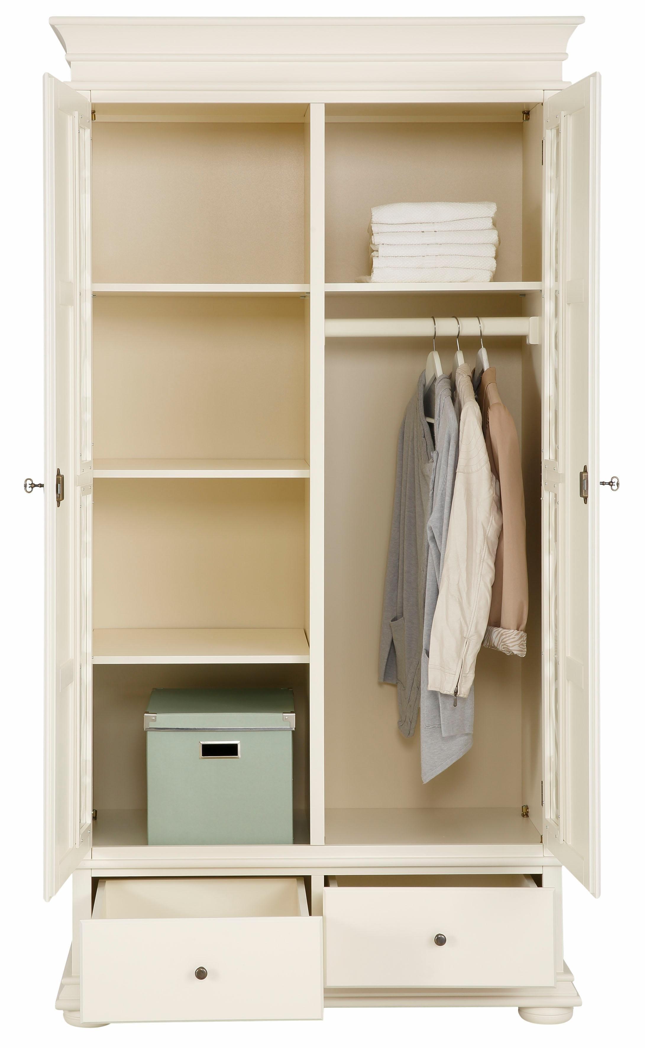 home affaire garderobekast aarabeske online kopen otto. Black Bedroom Furniture Sets. Home Design Ideas