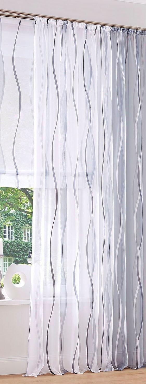 my home Gordijn, »Dimona«, met rimpelband (set van 2) voordelig en veilig online kopen