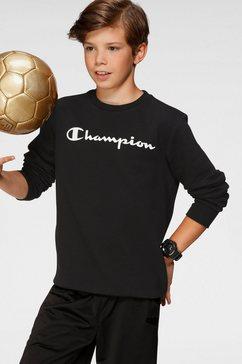 champion sweatshirt »crewneck sweatshirt« zwart