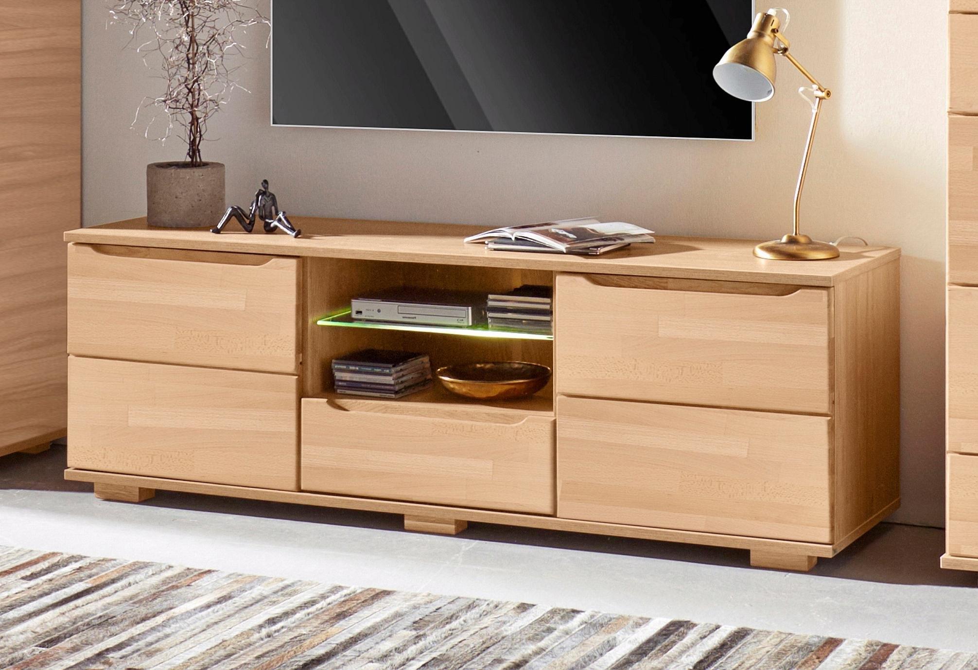 TV-meubel, breedte 150 cm nu online kopen bij OTTO